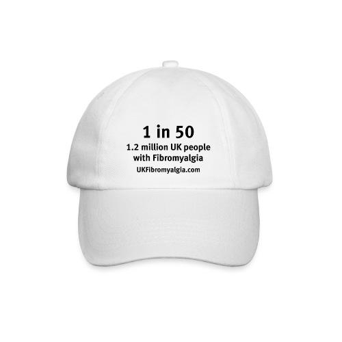 1in50 - Baseball Cap