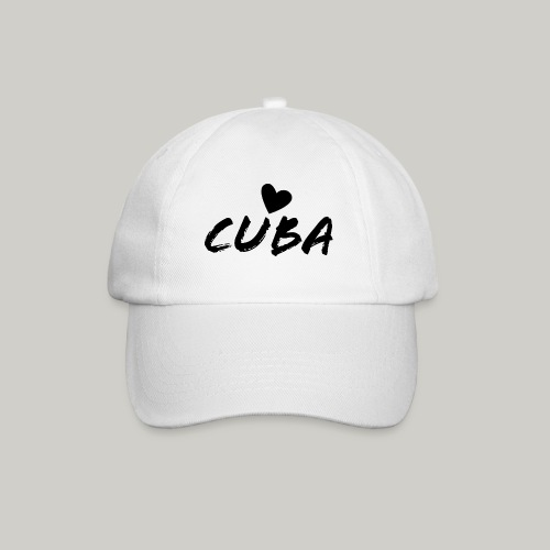 Cuba Herz - Baseballkappe