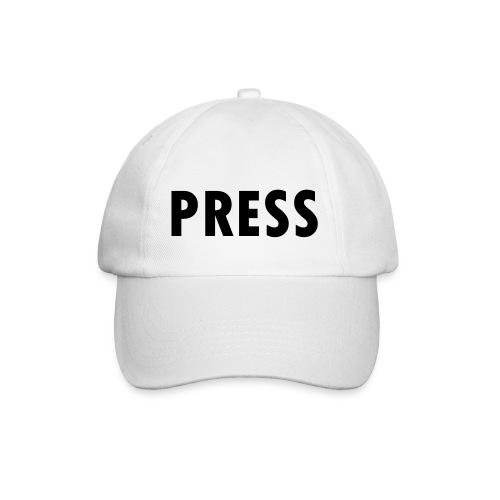 press - Baseballkappe