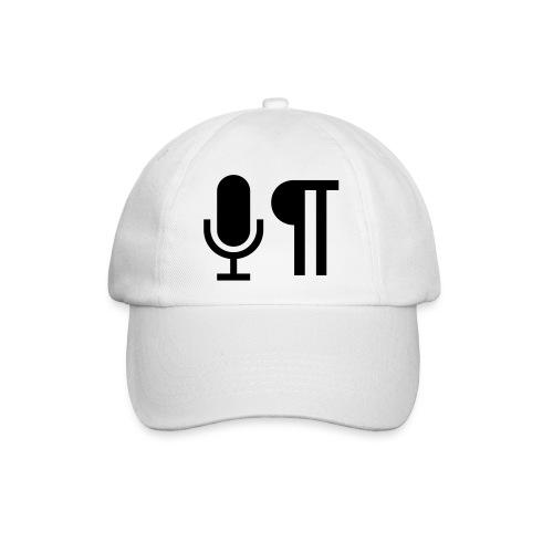 Logo der Shownot.es (@DieShownotes) - Baseballkappe