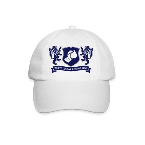 White Collar Boxing Sportsbag - Baseballkappe