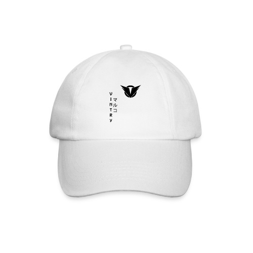 Vintry Logo on back - Baseballkappe