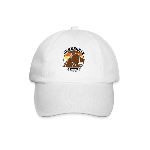 Logo 1 GRRRNOBLE BEAR ASSOCIATION - Casquette classique