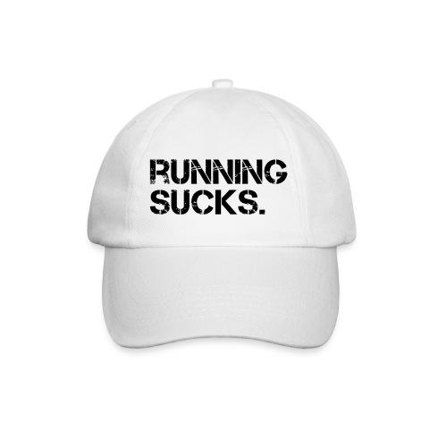 Running Sucks - Baseballkappe