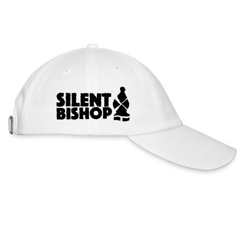 Silent Bishop Logo Groot - Baseballcap
