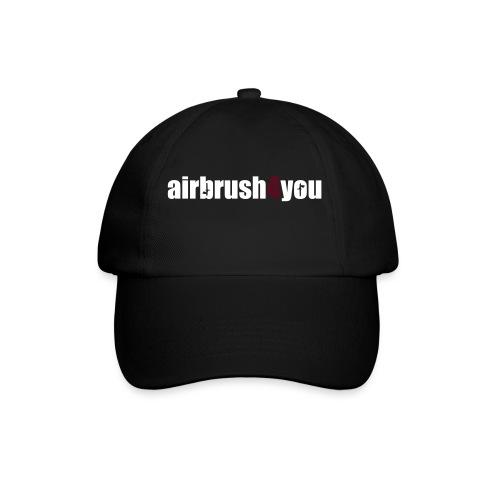 Airbrush - Baseballkappe