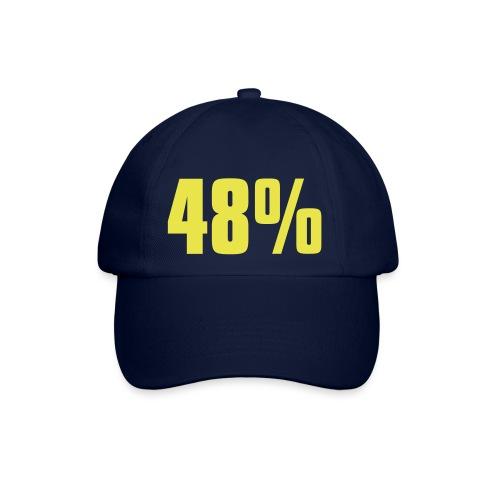 48% - Baseball Cap