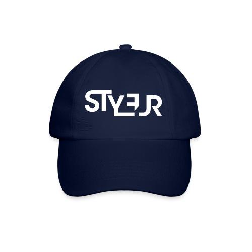 styleur logo spreadhsirt - Baseballkappe