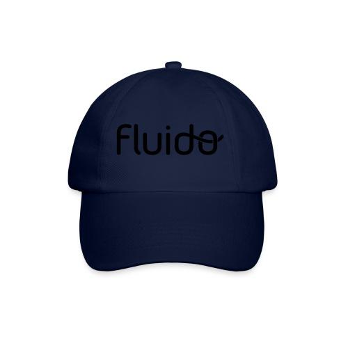 fluidologo_musta - Lippalakki
