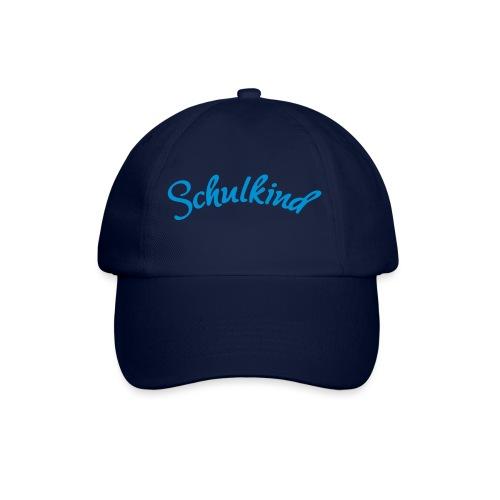 Schulkind, Schulanfang, Spruch - Baseballkappe