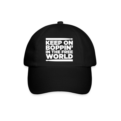 Keep on Boppin' - Baseball Cap