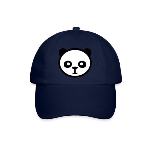 Pandabär, Große Panda, Riesenpanda, Bambusbär - Baseballkappe