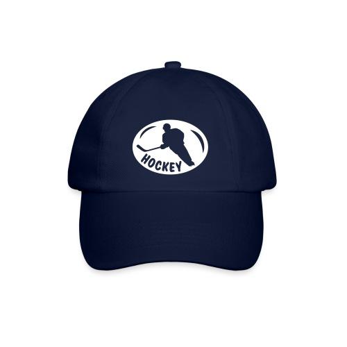 Hockey / Eishockey - Baseballkappe