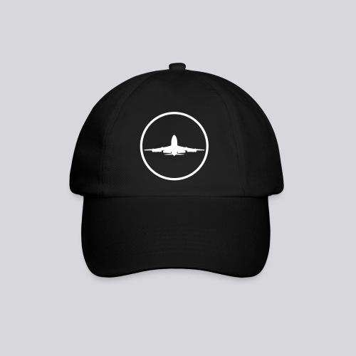 IVAO (White Symbol) - Baseball Cap