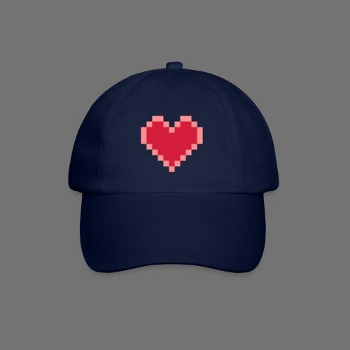 Pixel Herz 2C - Czapka z daszkiem