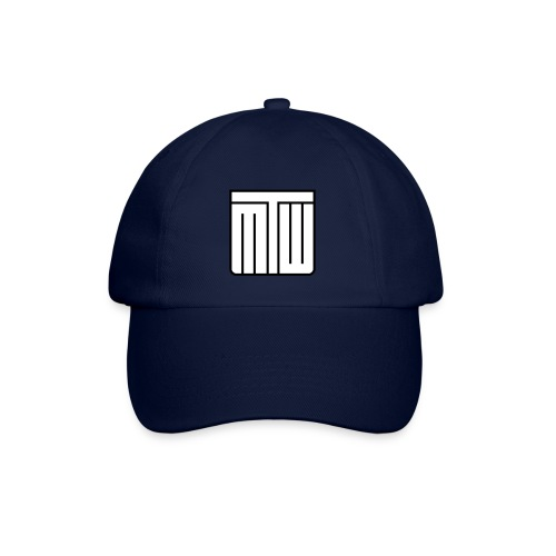 mtw logo ohne text spreadshirt - Baseballkappe