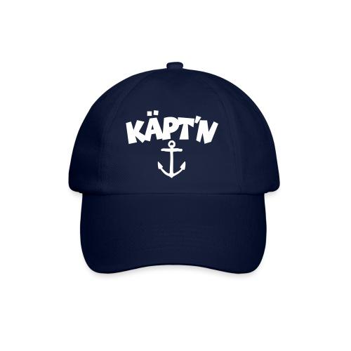 Käpt'n Anker Segeln Segler Kapitän - Baseballkappe