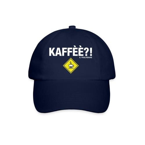 KAFFÈÈ?! by Il Proliferare - Cappello con visiera