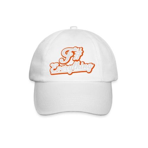 F# Everything - Baseball Cap