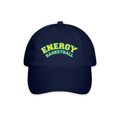 street wear logo giallo energy basketball - Cappello con visiera