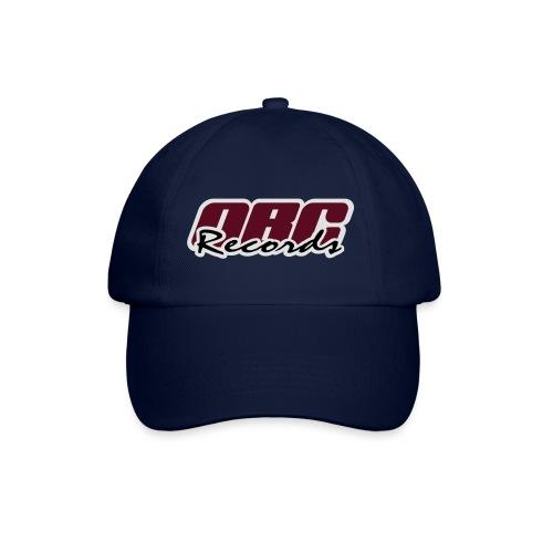 records logo - Baseballkappe