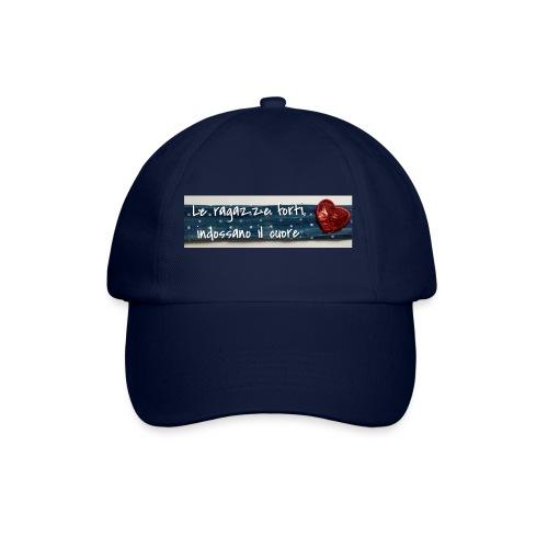 Cuore - Cappello con visiera