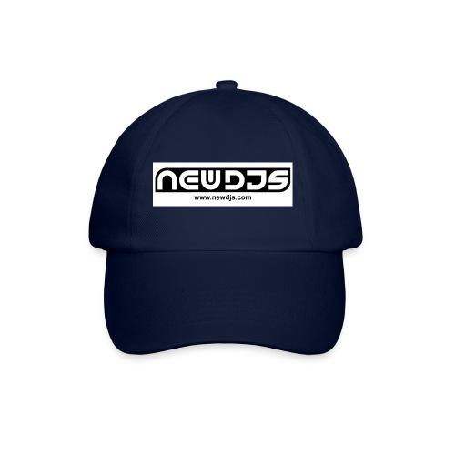 new djs logo - Baseball Cap