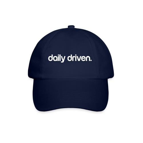 daily driven - Baseballkappe
