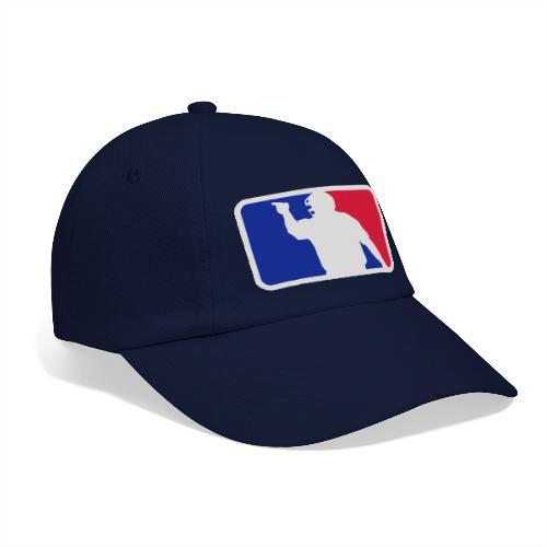Baseball Umpire Logo - Baseball Cap