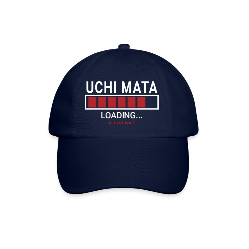 Uchi Mata Loading... pleas Wait - Czapka z daszkiem