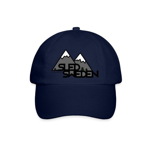 SledSweden Logo - Basebollkeps
