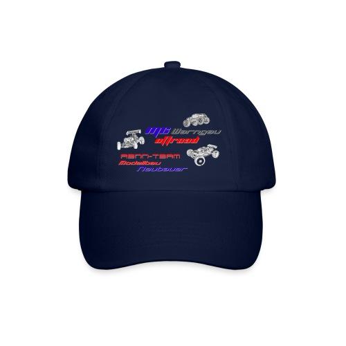 logo rennteam 2010 - Baseballkappe