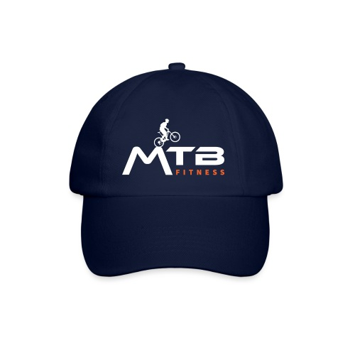 Subtle MTB Fitness - White Logo - Baseball Cap