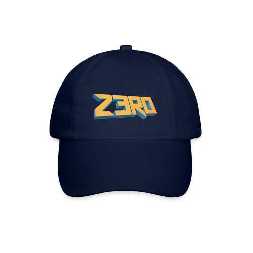 The Z3R0 Shirt - Baseball Cap