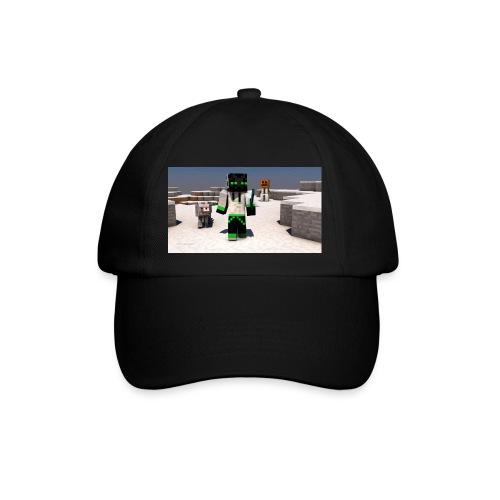 t-shirt - Basebollkeps