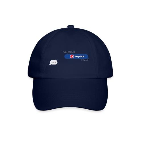 BULGEBULL TEXT - Baseball Cap
