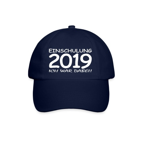 Einschulung 2019 - Baseballkappe