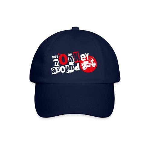 Monkey Around T-Shirt - Baseball Cap