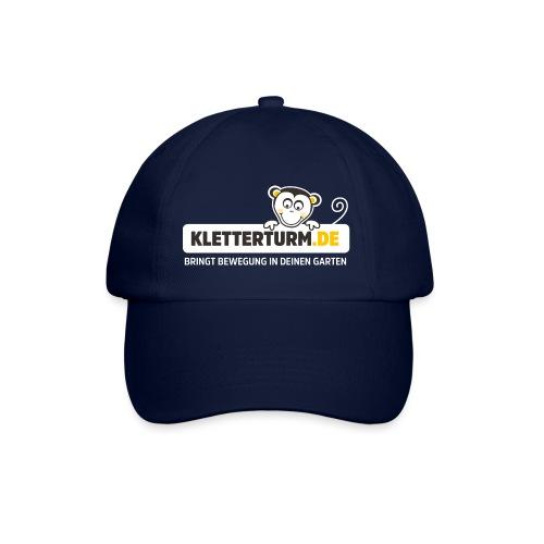 kletterturm de logo - Baseballkappe