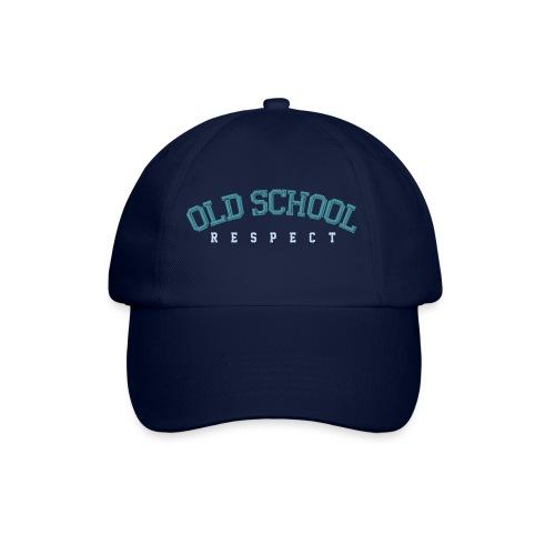 Old School Respect 02 - Baseballcap