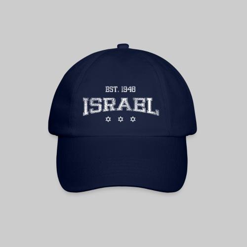 ISRAEL-white - Baseball Cap