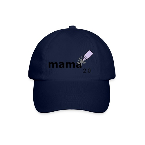 Mama_2-0 - Baseballkappe