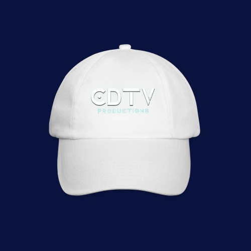 Full CDTVProductions Logo - Baseball Cap