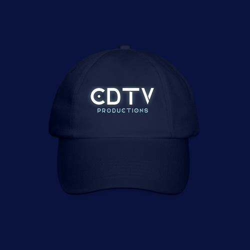 Full CDTVProductions Logo - Baseball Cap