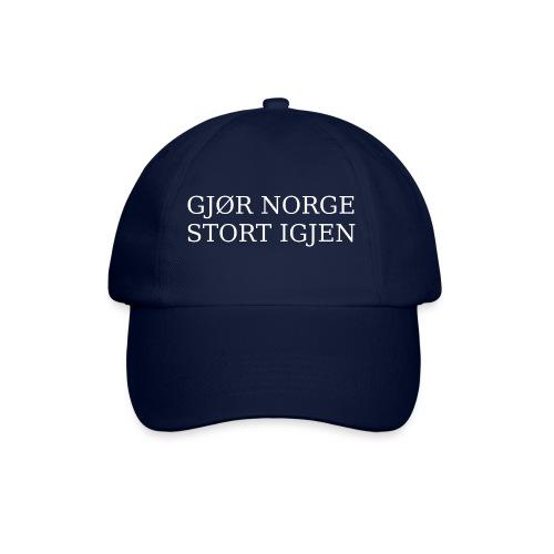 Gjør Norge stort igjen - Baseballcap