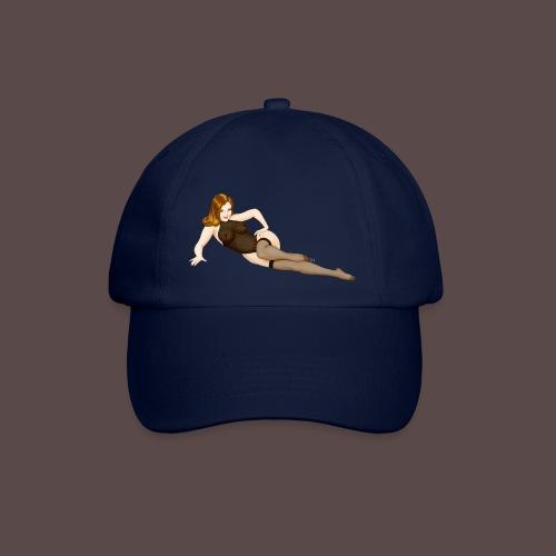 Pinup Lingerie Vargas big - Cappello con visiera