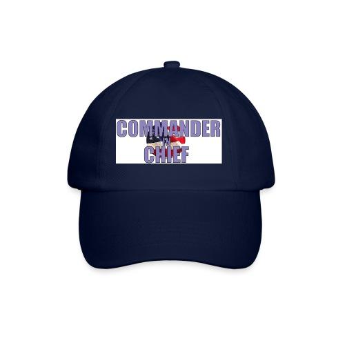 Commander in Chief - Baseballkappe