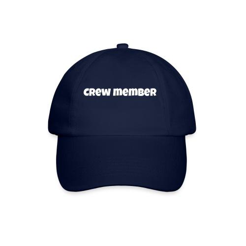 crew member snapback - Baseballcap