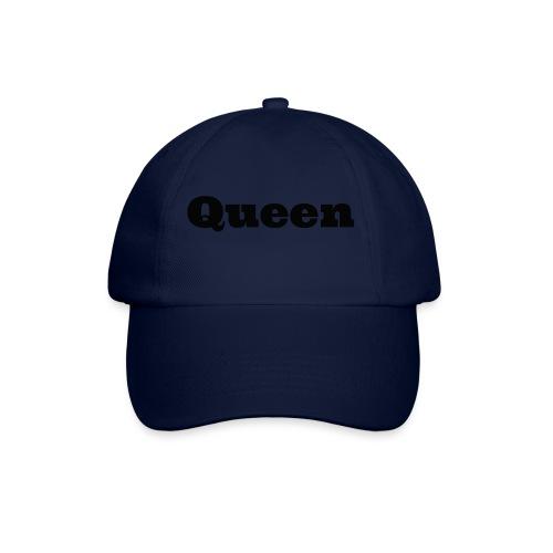 Snapback queen rood/zwart - Baseballcap