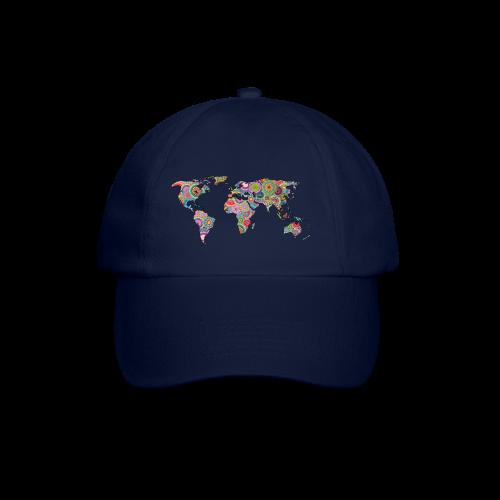 Hipsters' world - Baseball Cap